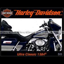 HARLEY-DAVIDSON N°50 ★ 1584 ELECTRA GLIDE ULTRA CLASSIC ★ '1 OFF' TONY KENDRICK