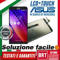 DISPLAY LCD+TOUCH SCREEN per ASUS ZENFONE 2 ZE551ML ZE551 Z00AD SCHERMO VETRO!!!