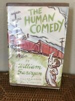 THE HUMAN COMEDY by WILLIAM SAROYAN ILLUSTRATED BY DON FREEMAN