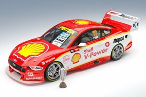 2019 Bathurst Winner Mustang GT Shell V Power McLaughlin/Premat 1:18  Authentic