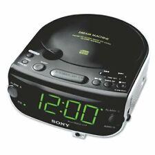 Sony Icf-Cd815 Am/Fm Stereo Cd Clock Radio with Dual Alarm (New)
