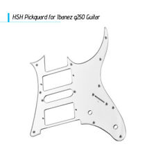 HSH Electric Guitar Pickguard PVC Pick Guard Scratch for Ibanez g250 Guitar K7Y8