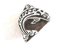 Indischer Holzstempel Delfin Seifen Stempel Tattoo Henna Stempel Nr. 1585