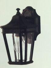 Large Black Outdoor House Light Porch Deck Lamp Outside Lantern Fixture 100 Watt