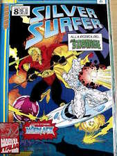 Silver Surfer n°8 1995 ed. Marvel Italia  [G.169]