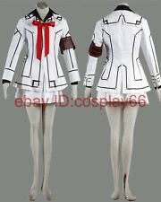 Vampire Knights Yuki Cross Night Class Cosplay Costume