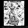 Aurora Wolf Man Model Instruction Universal monster Kid Lon Chaney Shirt NFT123