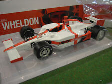 Katherine Legge Indy car #6 O 1/18 Greenlight 10929 Voiture Miniature Collection