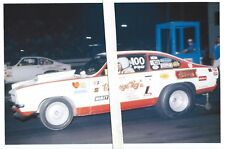 "1970s NHRA Drag Racing-Bill Jenkins-1972 Vega Pro Stock-""Grumpy's Toy IX""-ATCO"