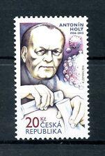 Czech Republic 2016 MNH Antonin Holy 1v Set Scientist Chemistry Science Stamps