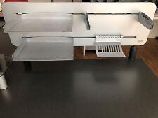 Novus Schreibtisch Trennwand Set top Zustand