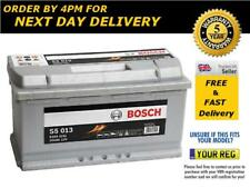 Type 019 Bosch S5013 Battery 12V 100Ah Quick Delivery Just Order Before 16.00