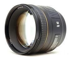 Minolta AF 85mm F1,4 Sony A-Mount Objektiv, TOP!