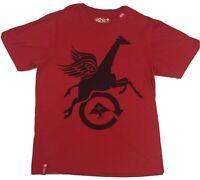 LRG Lifted Researched Group Pegasus Giraffe Skateboarding Skaters T Shirt XL