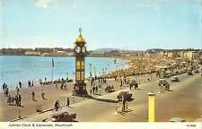 uk6959 jubilee clock and esplanade weymouth uk