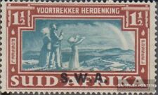 Namibië - Southwest 209 met Fold 1938 geweldig Treks
