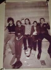 "The Strokes Ultra Rare Glossy Poster 24"" x 35"" Black * White B&W"
