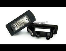 BMW 3 Series E46 E90 E91 E92 E93 M3 CSL LED Number License Plate Lights Lamps-