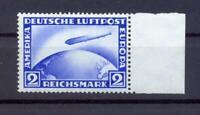 DR 423 Zeppelin 2 RM postfrisch tiefst geprüft HD Schlegel (us46)