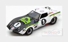 Chevrolet Corvette C3 #1 24H Le Mans 1970 J.Bourdon J.C.Aubriet SPARK 1:43 S5073