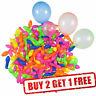 100-1000 Water Balloons Bombs Outdoor Garden Party Toys Kids Holiday Summer Fun,