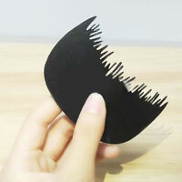 LD_ Men Hair Fiber Combs Thin Top Hairline Optimizer Hairdressing Shaping Tool