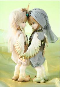 SOOM 1/6 Fantasy Doll BJD Alk (Yrie) - Birdie windie Free Eyes + Face Up