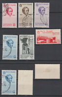 ITALY 1935 Bellini Mint/Used  Sc.349-354 (Sa.388/393)
