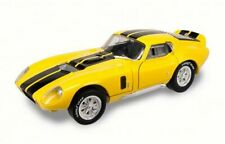 1965 Shelby Cobra Daytona Coupe, Yellow - Lucky 92408 - 1/18 Scale Diecast Model