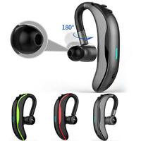 Bluetooth senza fili Stereo Cuffie Auricolare Sport Mano libera Per Iphone