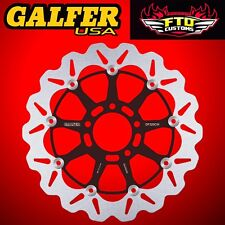 Galfer Front Floating Wave Rotor For 1999-2007 Suzuki Hayabusa DF320CW