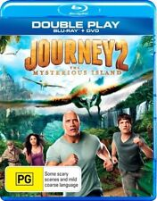 Journey 2 - The Mysterious Island (Blu-ray, 2012)