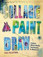New, Mixed Media Play Date: Create, Laugh, Paint, Sue Pelletier, Book