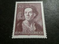 AUTRICHE 1974, timbre 1283, TABLEAU MAULBERTSCH, PAINTING, neuf** MNH