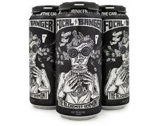 Focal Banger EMPTY 4 Packs Beer Cans The Alchemist VT IPA