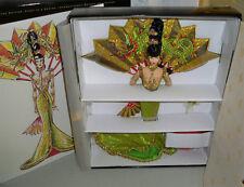 Bob Mackie Fantasy Goddess of Asia Barbie Doll NRFB