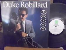 DUKE ROBILLARD SWING LP 1987 NM/NM