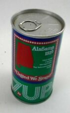 7 UP Alabama 1819 United We Stand 12oz *AIR TIGHT- (SEALED EMPTY) RARE* HS