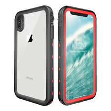 For iphone Xs Max Waterproof Case Underwater Shockproof Screen Protector Cover
