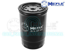 Meyle Fuel Filter, Screw-on Filter 28-14 323 0001