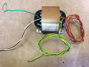 40VA Transformer 100V Input to 40V 800mA c.t. & 10V 800mA R-Core