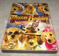 Treasure Buddies (DVD, 2012)
