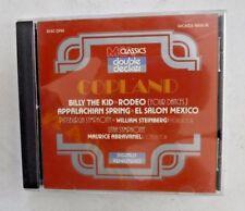 Copland  / MCAD2-9800-A / CD / Disc1