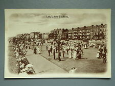 R&L Postcard: Lady's Mile Southsea, Edwardian Real Photo