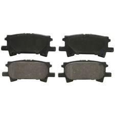 Disc Brake Pad Set Rear Federated D996