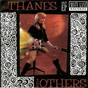"""THE THANES/THE OTHERS """"SPLIT E.P."""" 7"""" 45rpm NEW! GARAGE PUNK-BEAT-PSYCH ROCK"""