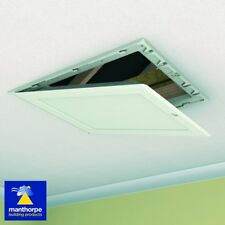 MANTHORPE LOFT HATCH TRAP DOOR HINGED DROP DOWN INSULATED GL250 562mm x 726mm