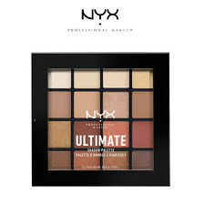 NYX Ultimate Shadow Palette Eye  USP03 - Warm Neutrals  *US FAST SHIP
