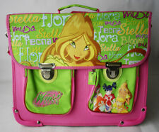 VERY RARE WINX CLUB STELLA SCHOOL BAG BACKPACK RAINBOW NEW WITH TAGS NOS !