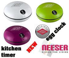 Original Wesco EGG CLOCK Kitchen Timer free shipp new 322874 modern design NEW